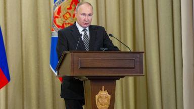 Русия разкрила 72-ма чужди разузнавачи и над 400 техни информатори