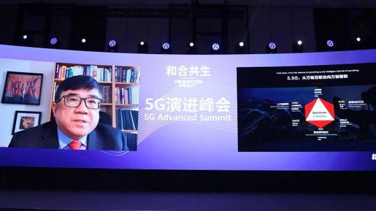 д-р Тонг Уен, сътрудник на Huawei и главен технически директор на Huawei Wireless
