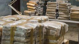 Рекордна пратка от над 23 тона кокаин бе заловена в Германия и Белгия