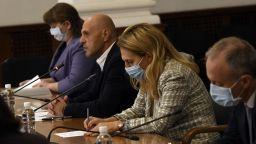 Сачева: Кабинетът ни вероятно ще бъде отхвърлен, готови сме за опозиция