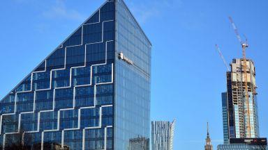 Най-високият в Европа небостъргач ще е във Варшава