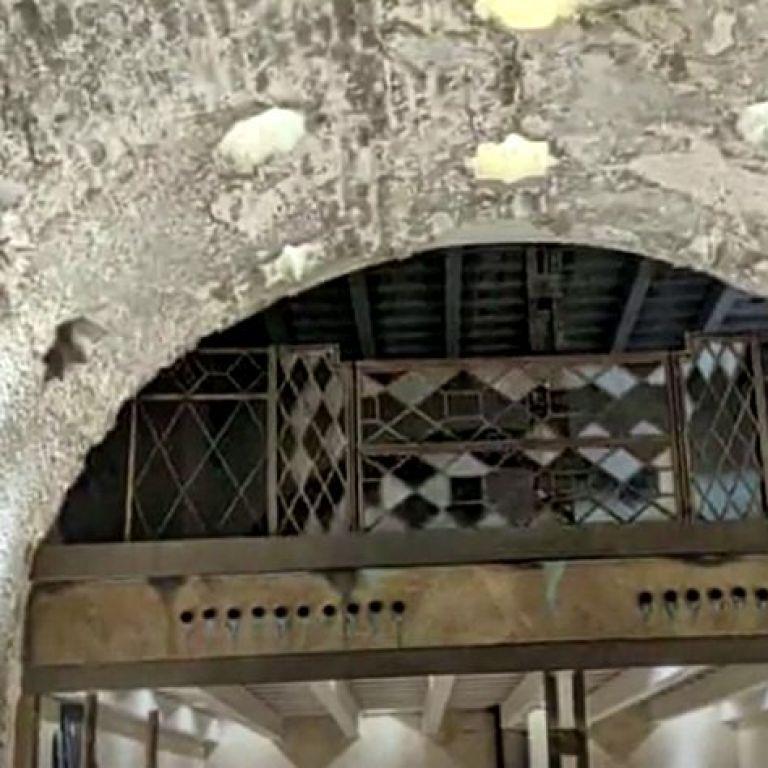 Хамам на 800 години беше изненадващо открит в бар в Севиля
