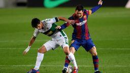 Меси отново реши всичко за победа на Барселона