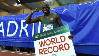 Американец счупи 27-годишен рекорд в леката атлетика