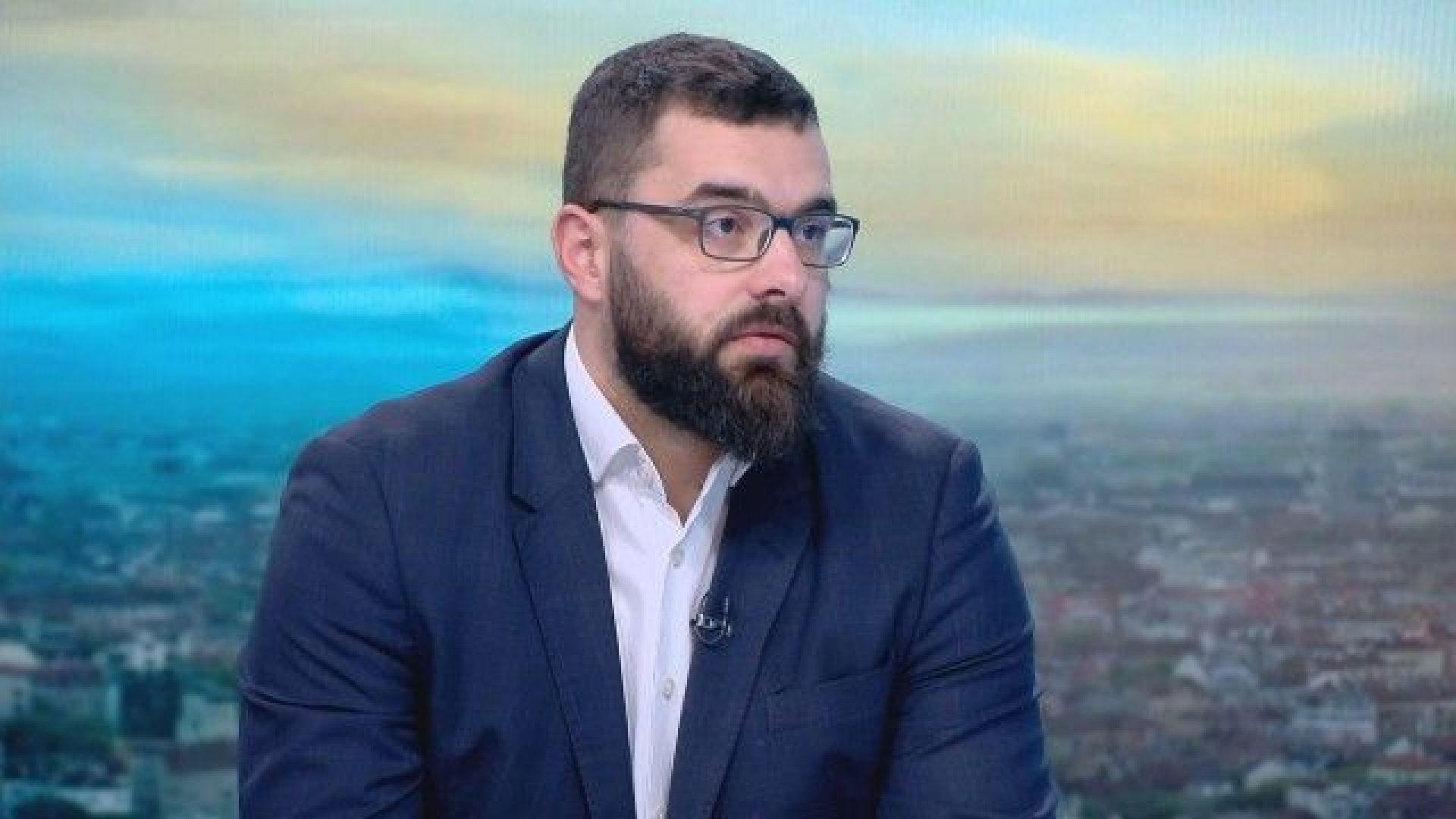 Стоян Мирчев от БСП: Трифонов ще върне Борисов на бял кон