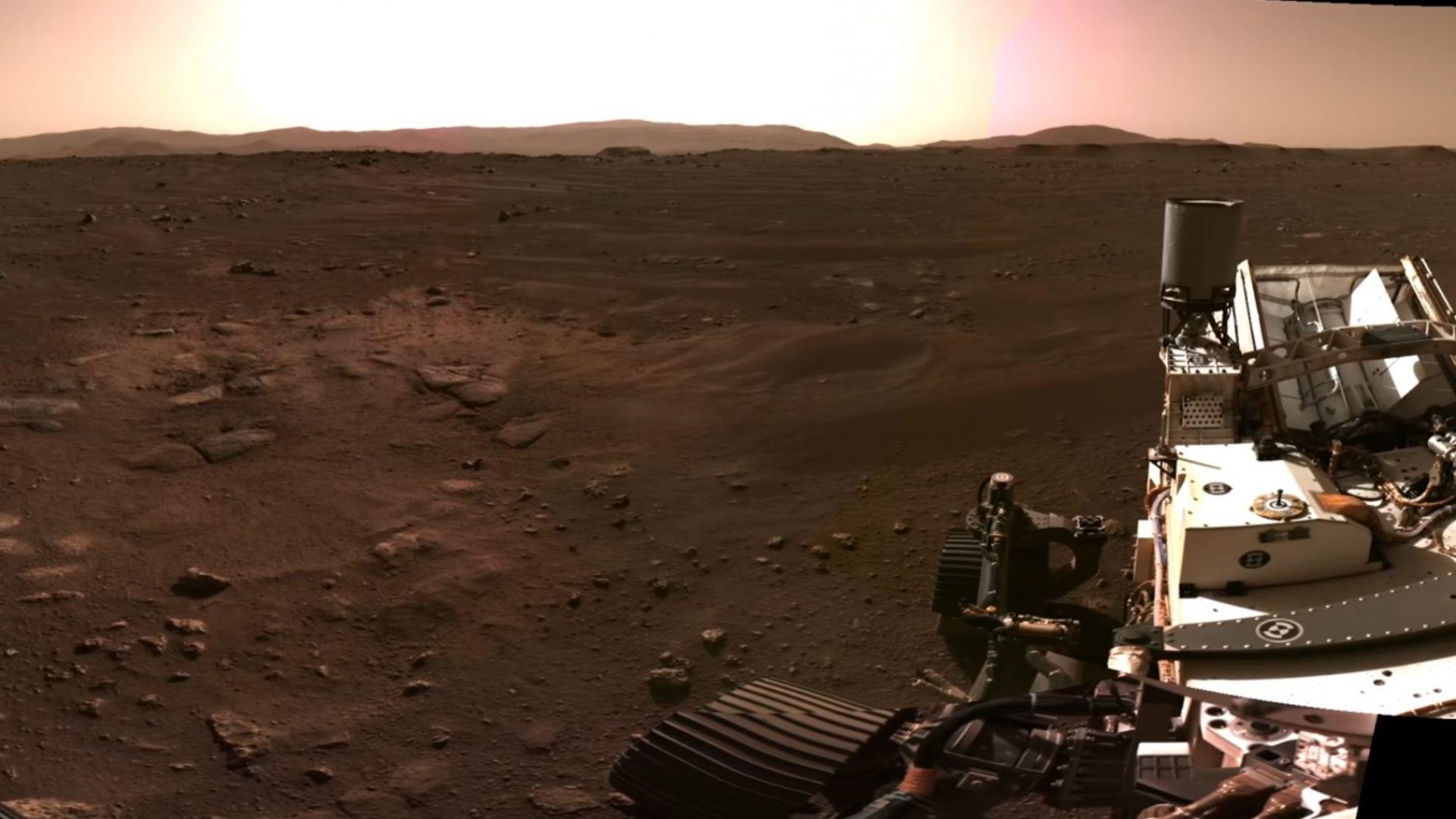 НАСА ще дава индиански имена на новите открития на Марс