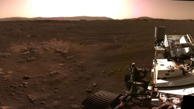 НАСА успя да извлече кислород от атмосферата на Марс