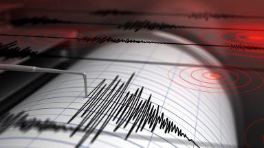 Земетресение в Гърция се усети и у нас и изплаши много хора