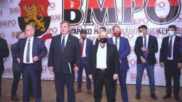 Сто и пет от кандидатите на ВМРО за парламентарните избори са от гражданската квота