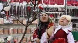 Баба Марта, Пижо и Пенда: Легенди за мартениците