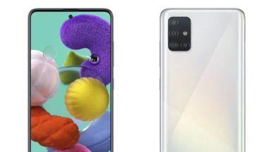 Samsung готви нов водоустойчив смартфон с 5G