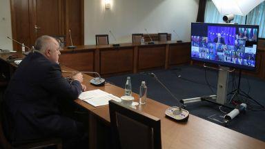 Борисов участва в Евросъвета за мерките и ваксините, ще иска стриктно спазване на договорите