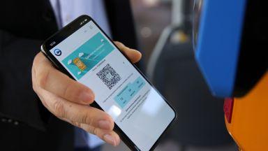 В градския транспорт на София вече и с електронна карта за еднократно пътуване