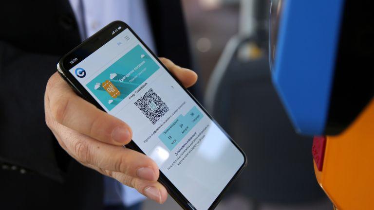 От днес столичани имат възможност да закупят електронна карта за