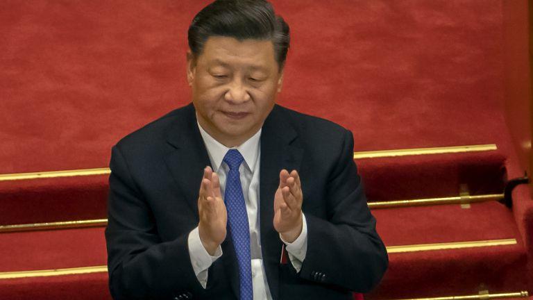 Президентът на Китай Си Цзинпин обяви, че страната му е