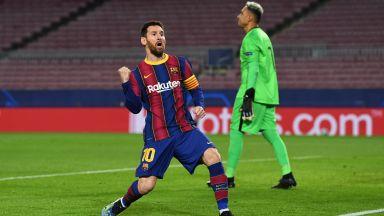 Барселона най-сетне започна преговори за нов договор с Меси
