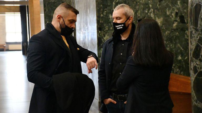 Софийският градски съд (СГС) отхвърли предявения от градската прокуратура в