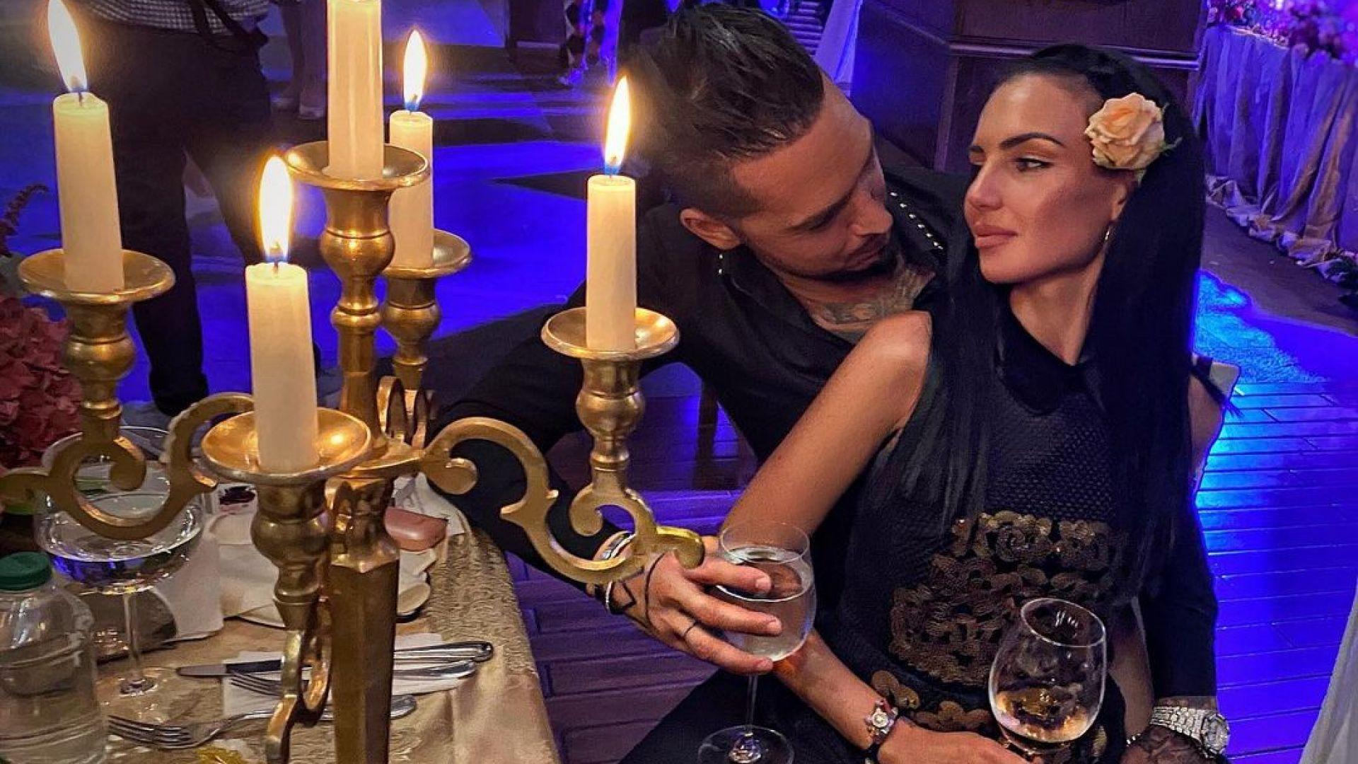 Джино Бианкалана зарадва годеницата си с подарък за 150 хил. лева (снимка)