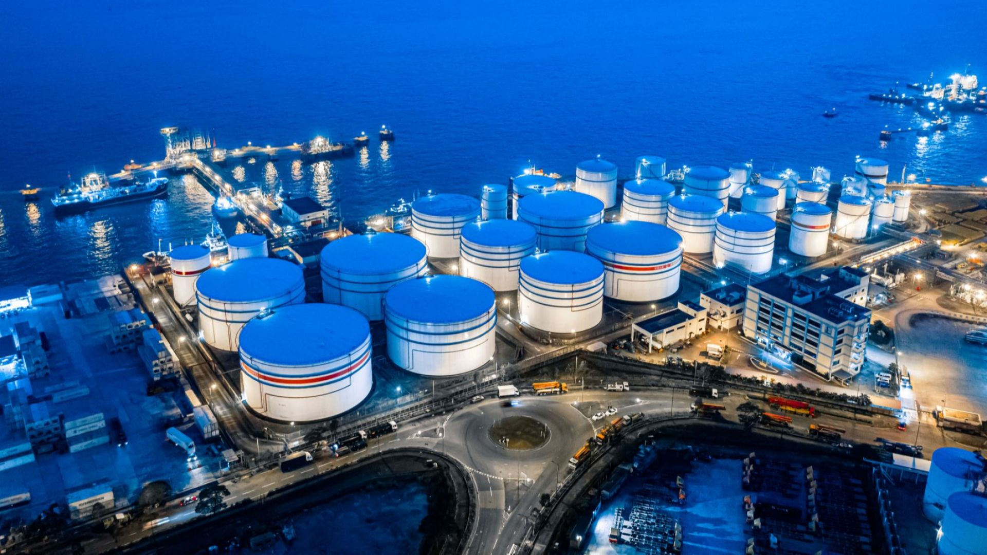 LNG в Европа: Текущи тенденции