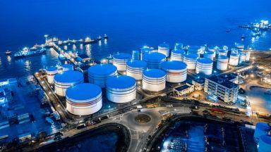 До 2040 г.: Глобалното търсене на втечнен природен газ ще се увеличи почти двойно