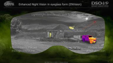 Пентагонът прави неразличими от обикновенните очила за нощно виждане