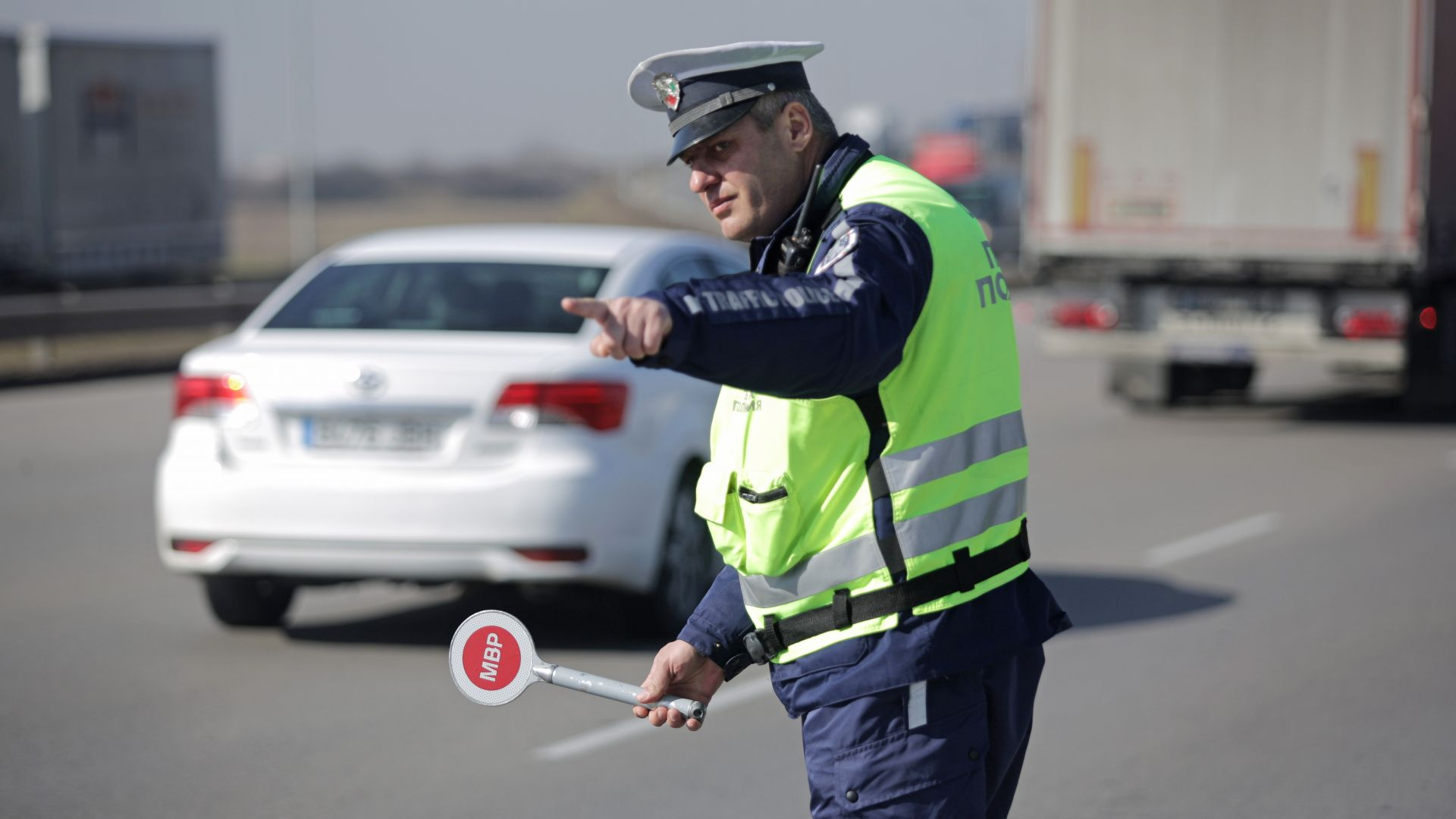 278 пияни или дрогирани шофьори хвана полицията на пътя само за седмица