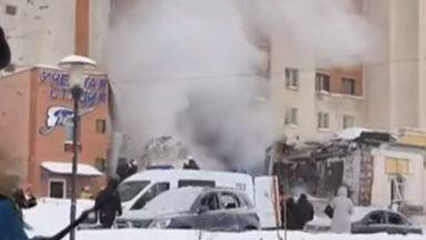 Трима ранени при експлозия  в кафене в Нижни  Новгород