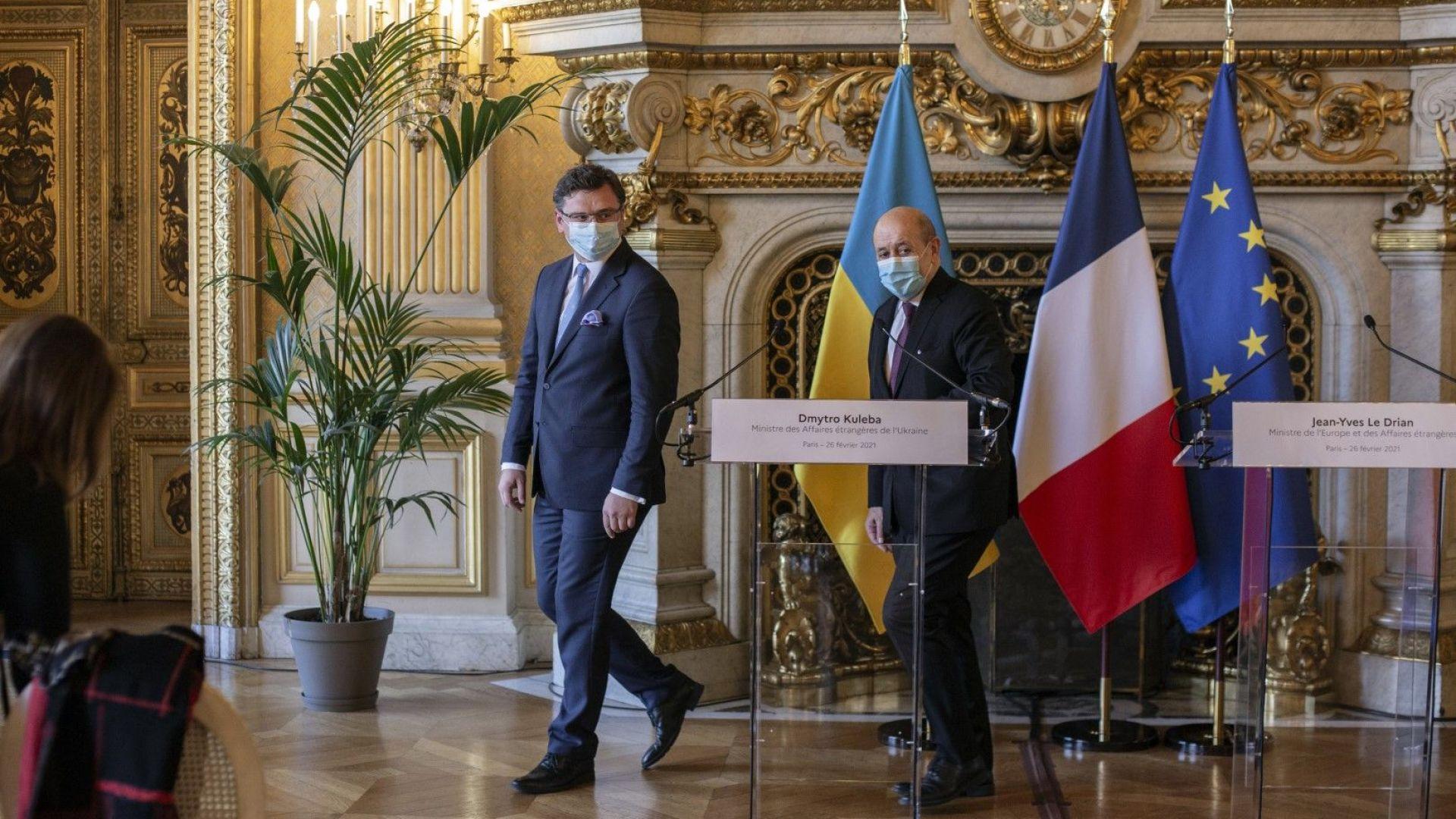 Киев поиска нова среща на върха с Путин за Донбас