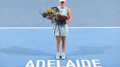 Младата звезда на тениса завоюва втора титла в кариерата си