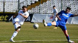 Австралиец донесе обрат и първа победа на Славия от декември