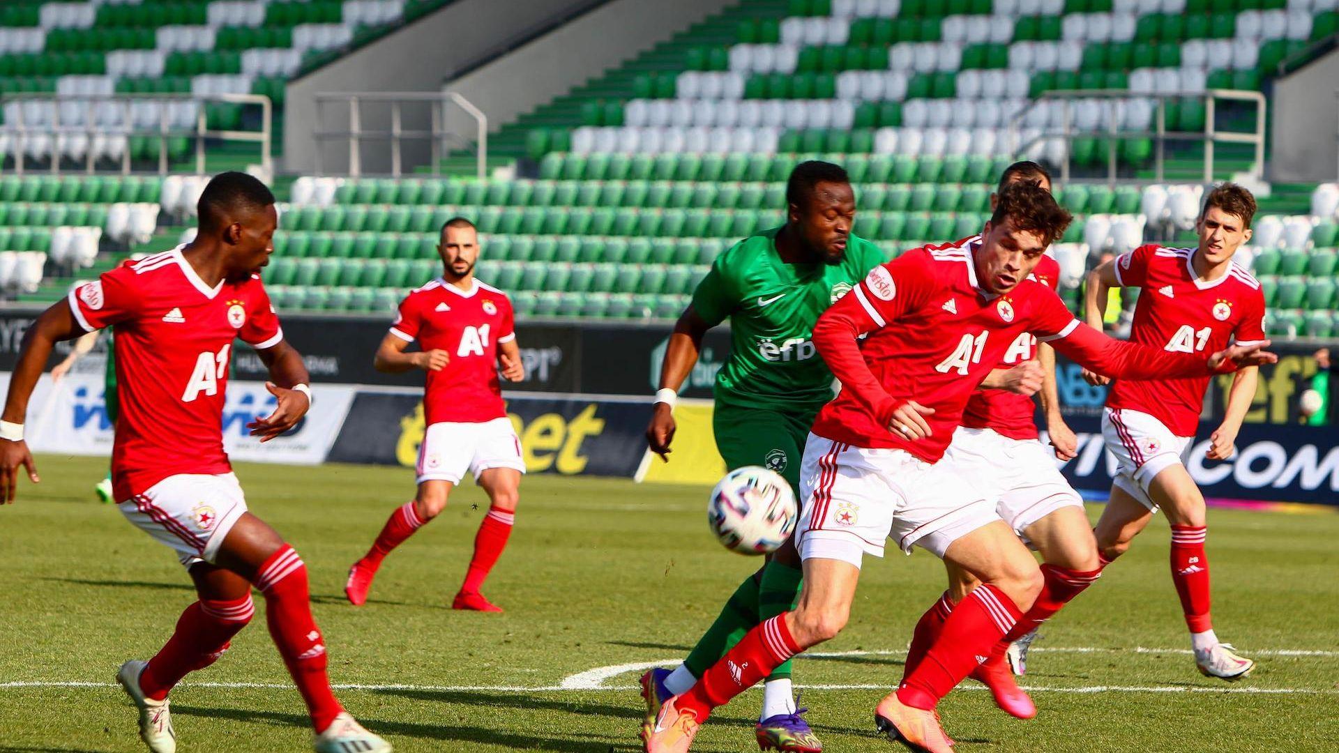 ЦСКА превзе Разград и отново е на финал за Купата на България