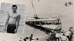 Плувният герой на Кавказ пожертва всичко в името на 20 човешки живота