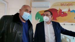 Бойко Борисов: До май ще имаме колективен имунитет (видео)