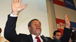 Кметът на Загреб - популистът Милан Бандич, почина от инфаркт след 21 години на власт