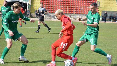 Добрата игра на Царско село най-после се превърна в победа, разгром във Враца