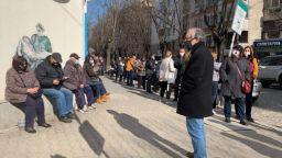 "Нова опашка и напрежение за ваксини пред ""Пирогов"""