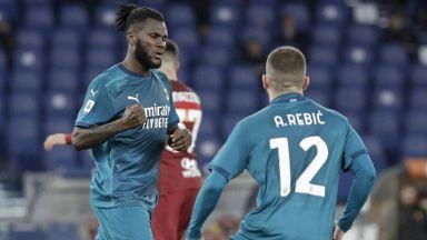 """Милан впечатли на """"Олимпико"""" за голяма победа"""