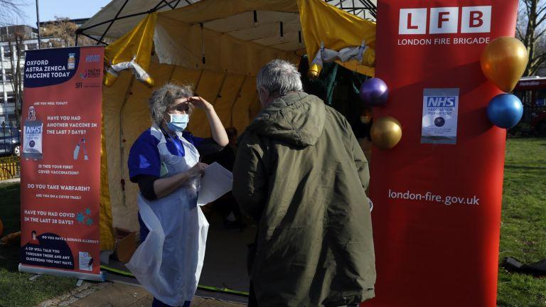 Шест случая на силно заразен вариант на новия коронавирус, идентифициран