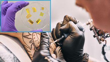 Учени създадоха светеща татуировка, която може да се включва и изключва