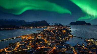 Рекордно топло на Скандинавския полуостров