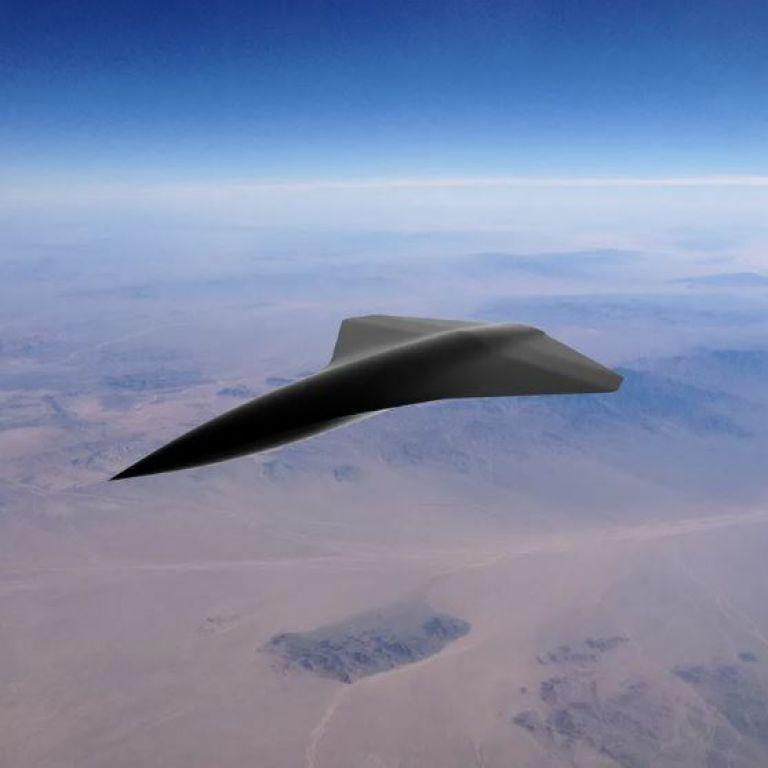 Създадоха свръхзвъков военен дрон