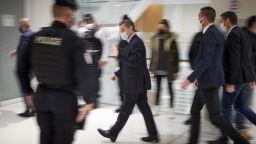 Бившият френски президент  Никола Саркози получи ефективна присъда за корупция
