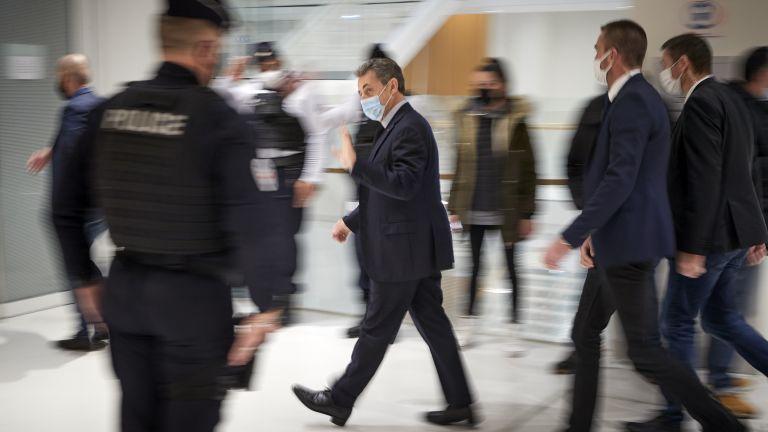 Бившият френски президент Никола Саркози, управлявал от 2007 г. до