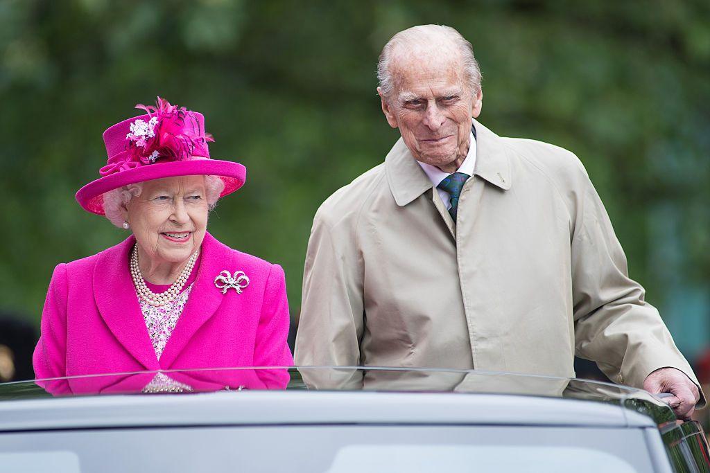 Принц Филип и Елизабет Втора