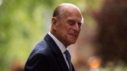 Принц Филип бе преместен в друга болница за кардиологични изследвания