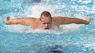 Звездата в плуването Антъни Иванов: Няма да стъпя на лагер с националния отбор
