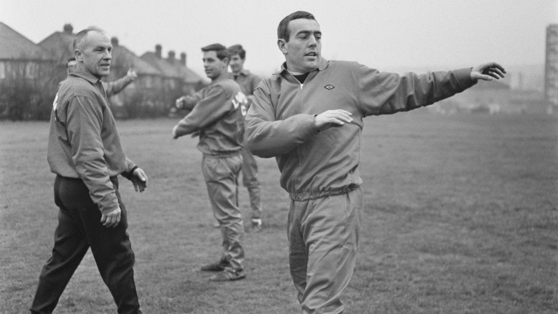 Отиде си Светеца - един от колосите на британския футбол и Ливърпул