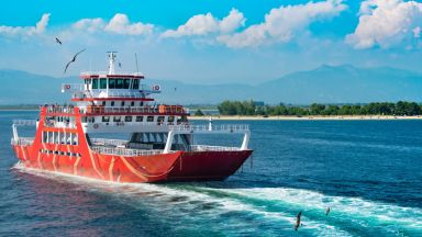 Гърция: Тръгват директни фериботи от Солун до повечето егейски острови