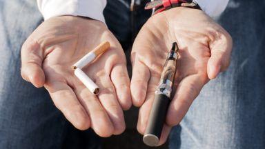 Потвърдено: Електронните цигари помагат за спиране на пушенето