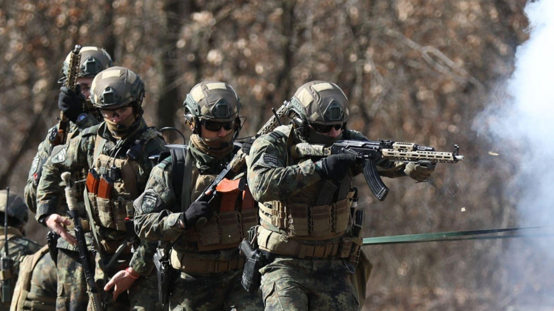 """Около 2000 наши военни ще участват в """"Дифендър Юръп"""""""